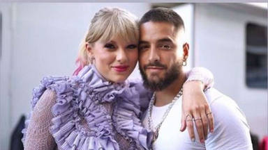 Taylor Swift y Maluma