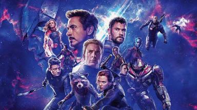 Cartel de 'Vengadores - Endgame'