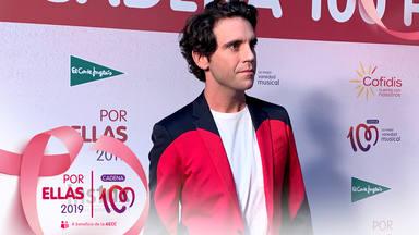 Mika en el photocall de CADENA 100 Por Ellas