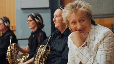 Rod Stewart celebra 50 años de carrera con un álbum junto a The Royal Philharmonic Orchestra
