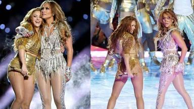 Dos divas brutales en el escenario: así fue la espectacular actuación de Shakira y Jlo en la Super Bowl
