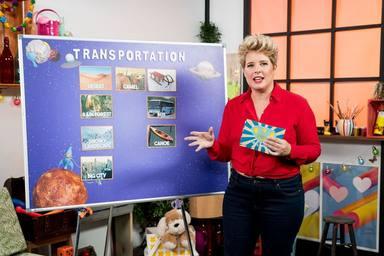 Tania Llasera enseñará inglés a los niños en Boing