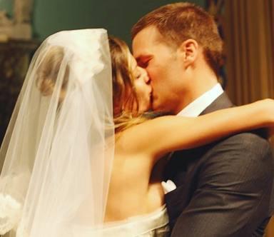 Gisele Bundchen y Tom Brady llevan casados más de una decada