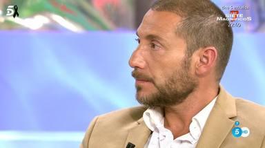 Antonio David asegura que no es el culpable del distanciamiento entre Rocío Flores y Rocío Carrasco