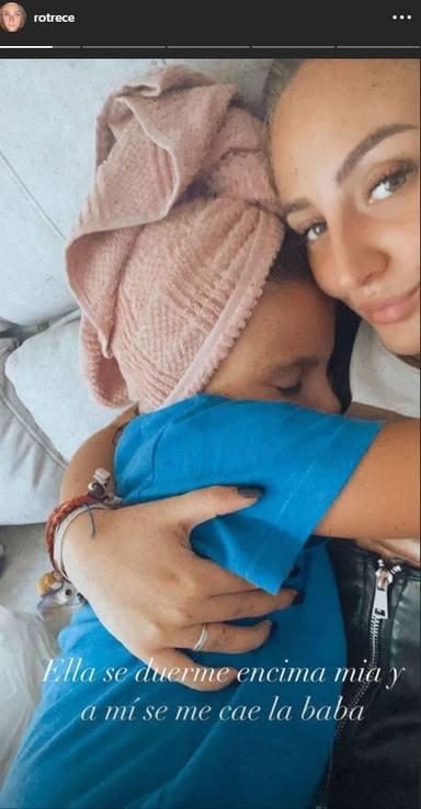Rocío Flores y su hermana Lola, una unión inquebrantable