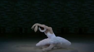 La primera bailarina del Ballet de Nueva York
