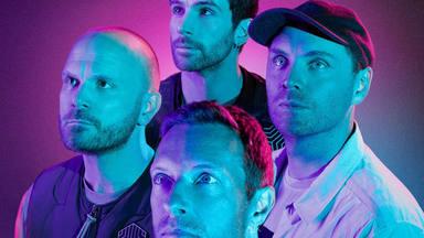 """Escucha el estreno mundial de """"Higher power"""", lo nuevo de Coldplay, en CADENA 100"""