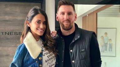 """""""Lo que no nos mata, nos hace más fuertes"""". El mensaje de Antonella Rocuzzo en apoyo a su marido, Leo Messi,"""