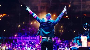 """Carlos Rivera pone el broche de oro a una gira muy especial para él: """"Los amo"""""""