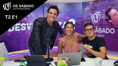 Así hemos vivido la vuelta de 'De Sábado con Christian Gálvez': un estreno DVICIO y nueva reportera, La Palmer