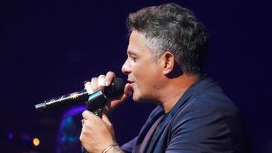 """Alejandro Sanz ha arrancado su gira en EEUU: """"Un escenario y vosotros era todo lo que necesitaba"""""""