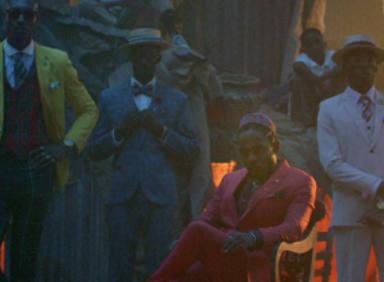"Así es ""Black Panther: The Album"" de Kendrick Lamar"