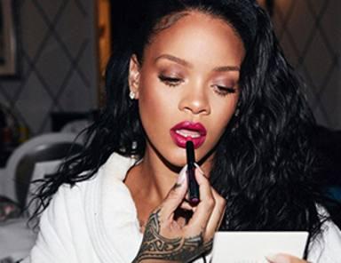 Aprende a maquillarte con Rihanna