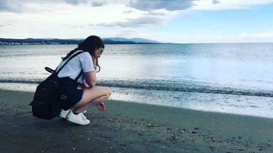 Alba Vizcaíno se presenta como ''atrevida y romántica''