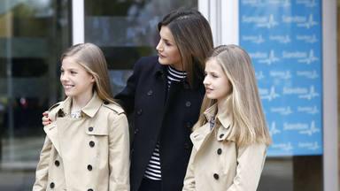 Casa Real.- La Princesa Leonor y la infanta Sofía pasarán el mes de julio en un campamento de verano en Estados Unidos