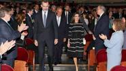 La Reina Letizia recupera uno de sus vestidos favoritos