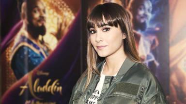 """Aitana: """"que me ofrecieran cantar 'Un Mundo Ideal' fue algo increíble"""""""