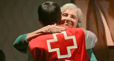 Anuncio Cruz Roja