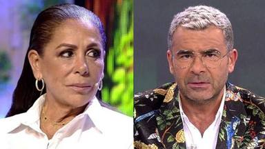 Isabel Pantoja y Jorge Javier Vázquez