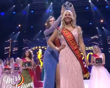 Escándalo en la elección de Miss Bélgica 2020