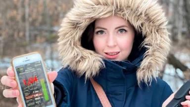 Ekaterina Didenko, polémica por su cumpleaños