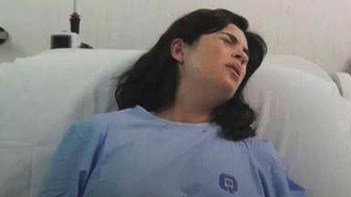 Samanta Villar recuerda su doloroso parto haciendo un balance de sus cuatro años de maternidad