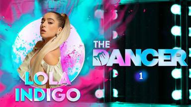 Lola Índigo se suma a 'The Dancer' el talent de baile junto a Miguel Ángel Muñoz y el coreógrafo Rafa Méndez