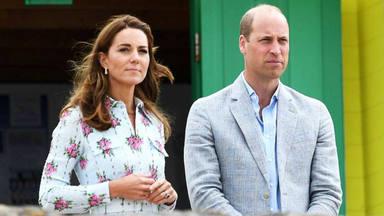 La respuesta del príncipe William a un periodista sobre la entrevista de su hermano