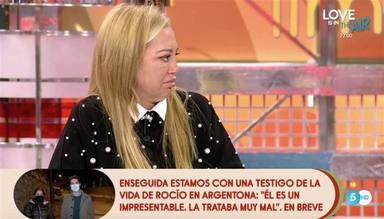 El revelador mensaje de Rosa Benito que ataca de forma directa a Rocío Carrasco: Hoy, sé por qué