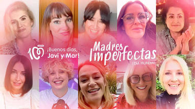 Numerosos rostros conocidos se suman a la primera edición de 'Las Madres Imperfectas' con su historia