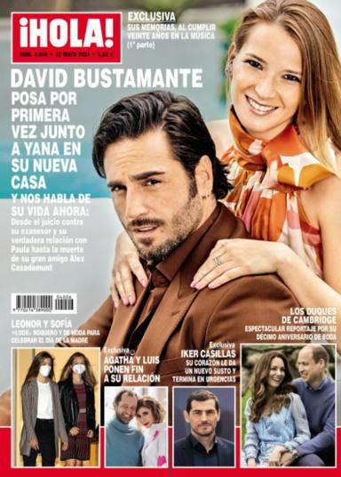 El detalle que cambia la relación entre Bustamante y Paula Echevarría: Todos los días