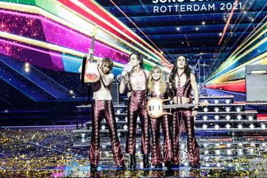 Quiénes son Måneskin, el grupo de rock italiano que ha arrasado en Eurovisión