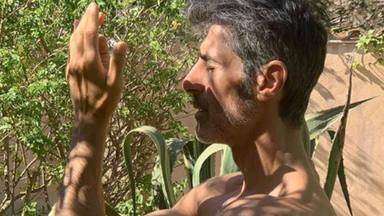 Jorge Fernández matiza sus palabras sobre el problema que le ha hecho perder 9 kilos