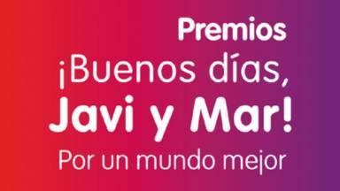Premios ¡Buenos días Javi y Mar! Por un mundo mejor