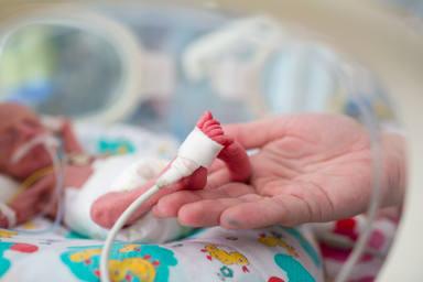 Los riesgos de tener un bebé prematuro