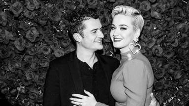 Katy Perry ha anunciado su embarazo con Orlando Bloom
