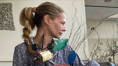 Paula Vázquez sufre un accidente doméstico en plena cuarentena