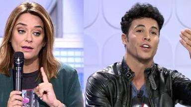 Toñi Moreno y Kiko Jiménez, enfrentados