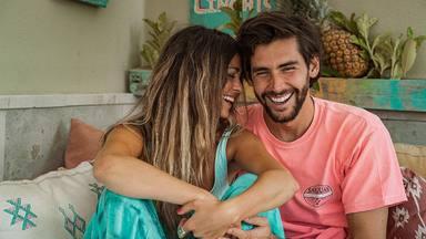 La despedida de Alvaro Soler y Sofia Ellar