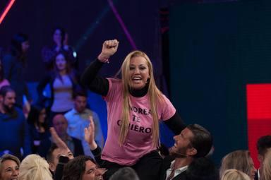 Belén Esteban se convirtió en la ganadora de GH VIP en el año 2015