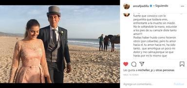 Paz Padilla habla sobre su hija Anna