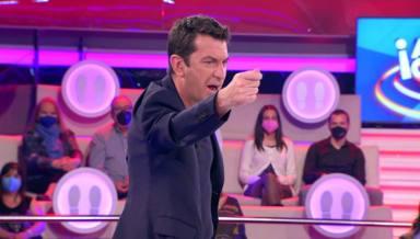 """El cambio estético radical de Arturo Valls con el que no ha sido visto nunca en '¡Ahora Caigo!': """"Brutal"""""""