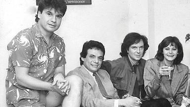 Juan Gabriel, José José, Camilo Sesto y Rocío Dúrcal