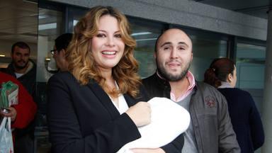 Jessica Bueno y Kiko Rivera unidos por su hijo Francisco