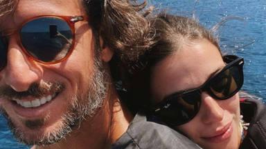 Sandra Gago y Feliciano López se derriten con su pequeño en su primer verano como papás