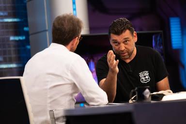 Hovik Keuchkerian se sincera con Pablo Motos sobre sus problemas con el alcohol