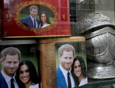 Ayer se celebró la boda del año entre el Príncipe Harry y Megan Markle