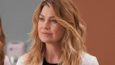 Meredith Grey (Ellen Pompeo) en 'Anatomía de Grey'