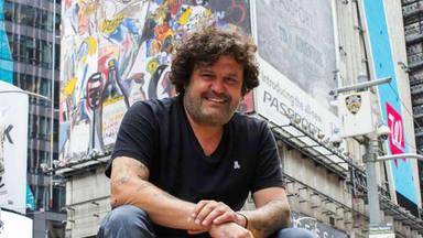 Domingo Zapata, el pintor español más internacional, hace historia decorando el mural más grande de Nueva York