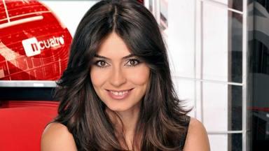 Marta Fernández en 'Noticias Cuatro'